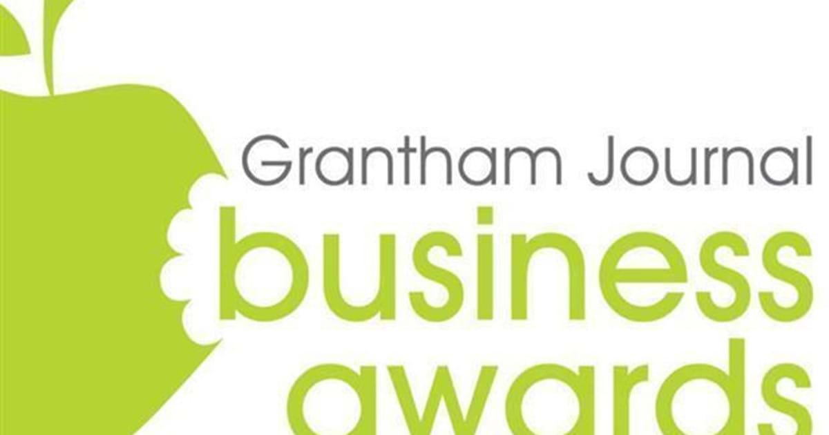 Craig Bewick shines at the Grantham Journal Business Awards Image