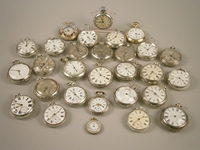 Selection Pocket Watches