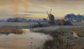 Lot 402 GN Oct 13 Bartol Painting