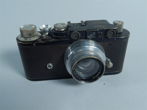 Lot 12 - This Leica II Camera Has An Estimate Of Between £150 And £200