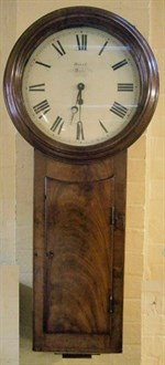 Lot 19 Drop Dial Clock