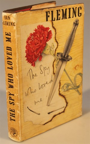 2240 Ian Fleming - The Spy Who Loved Me