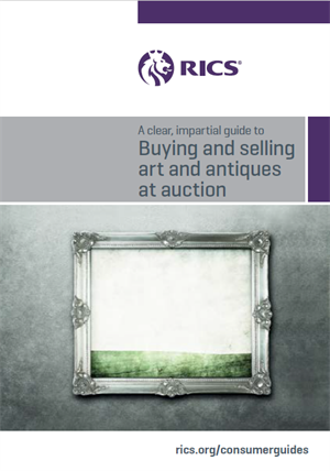 RICS Guide Buying And Selling Art And Antiques At Auction