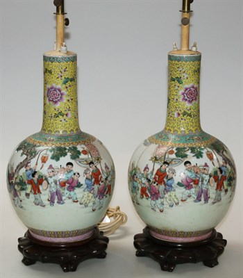 Lot 3013 Republican Period Chinese Lamps