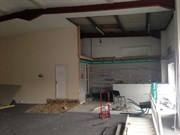 New Lincoln Office In Progress 2