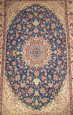 Lot 5 [417904] A Persian Nain Rug