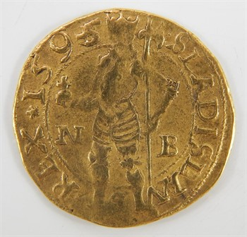 Lot 557 A Hungary I ducat
