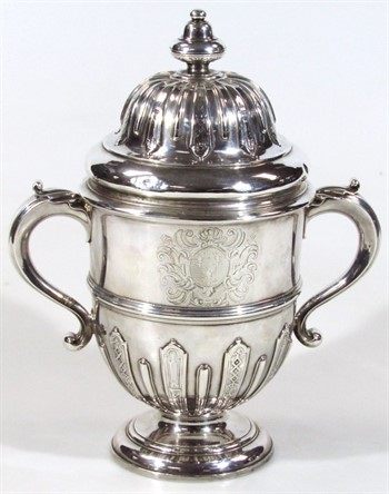 Thumbnail _lot 18 (1) Silver Cup and Cover