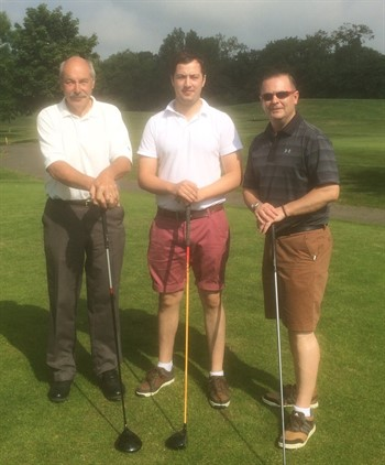 Duncan and Toplis Charity Golf Day 2017
