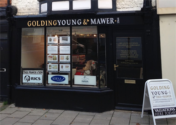 Golding Young Mawer Louth Valuation Office