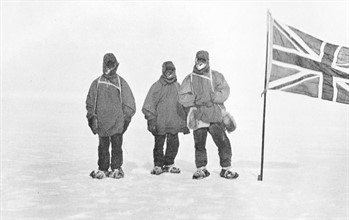 Shackleton and the Nimrod South Pole Expedition