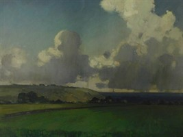 3173 Herbert Rollett (1872-1932). Somerby Top - Lincolnshire